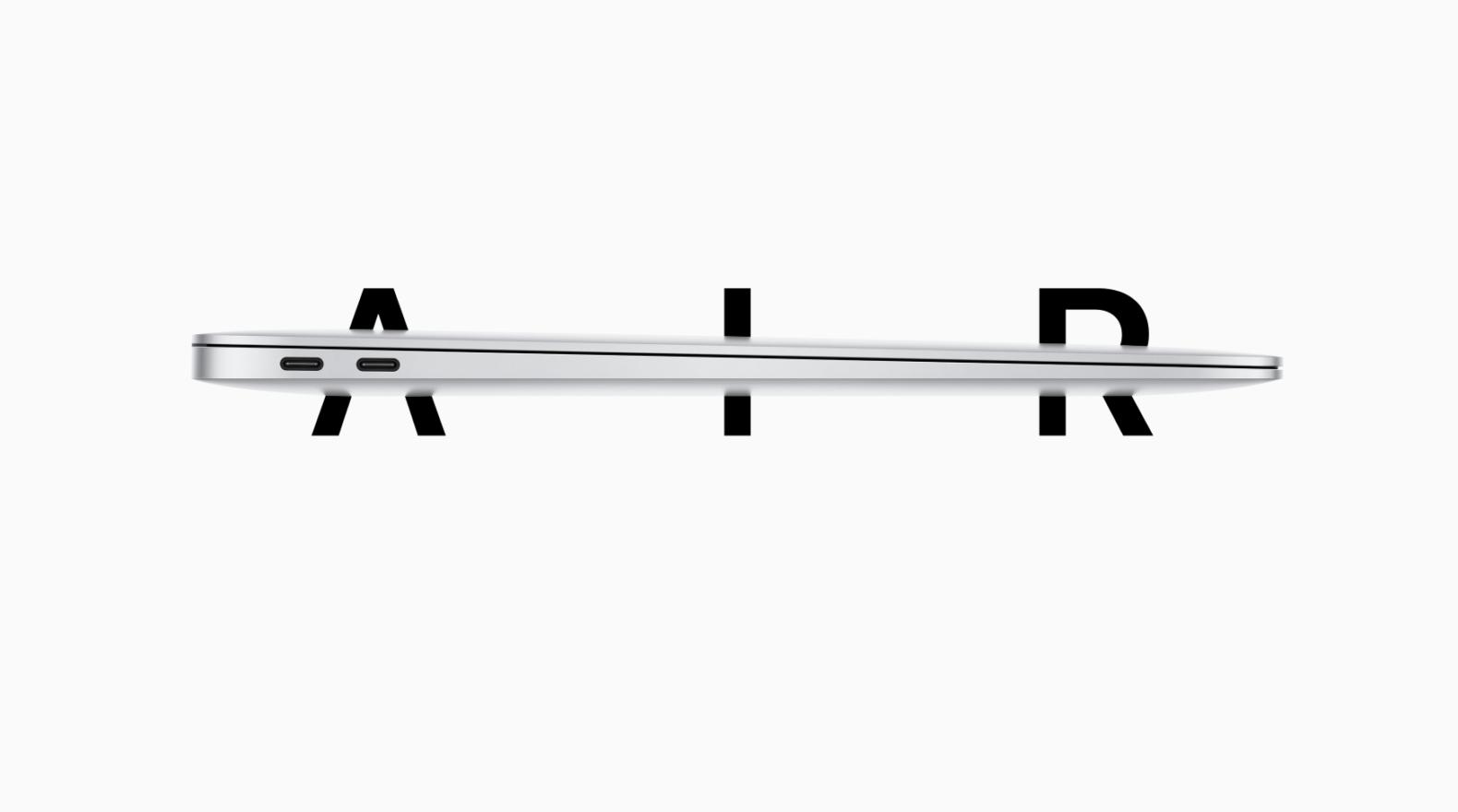 2020年の軽い作業を中心にする人のおすすめのMacBookはAir