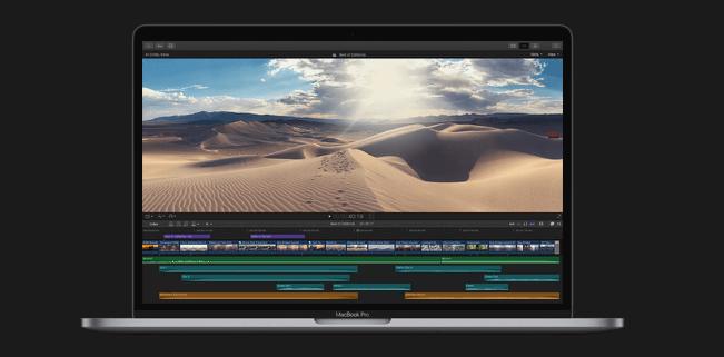 がっつり動画編集する場合のMacBook Proの推奨スペック