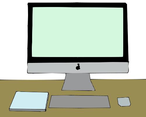 iMacストレージのおすすめは1TB